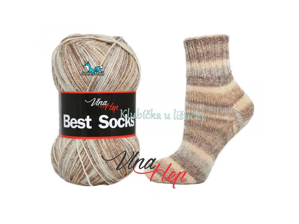 Vlna Hep Best Socks 7116