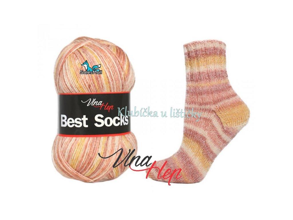 Vlna Hep Best Socks 7114