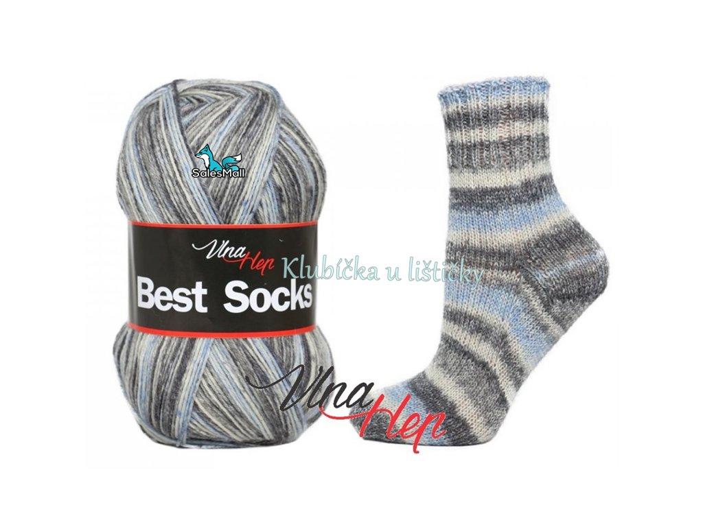 Vlna Hep Best Socks 7112