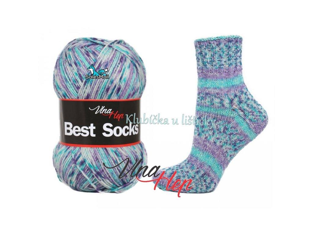 Vlna Hep Best Socks 7111