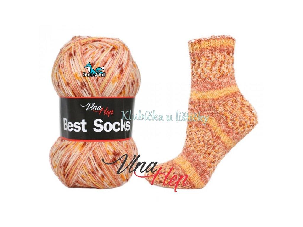 Vlna Hep Best Socks 7110