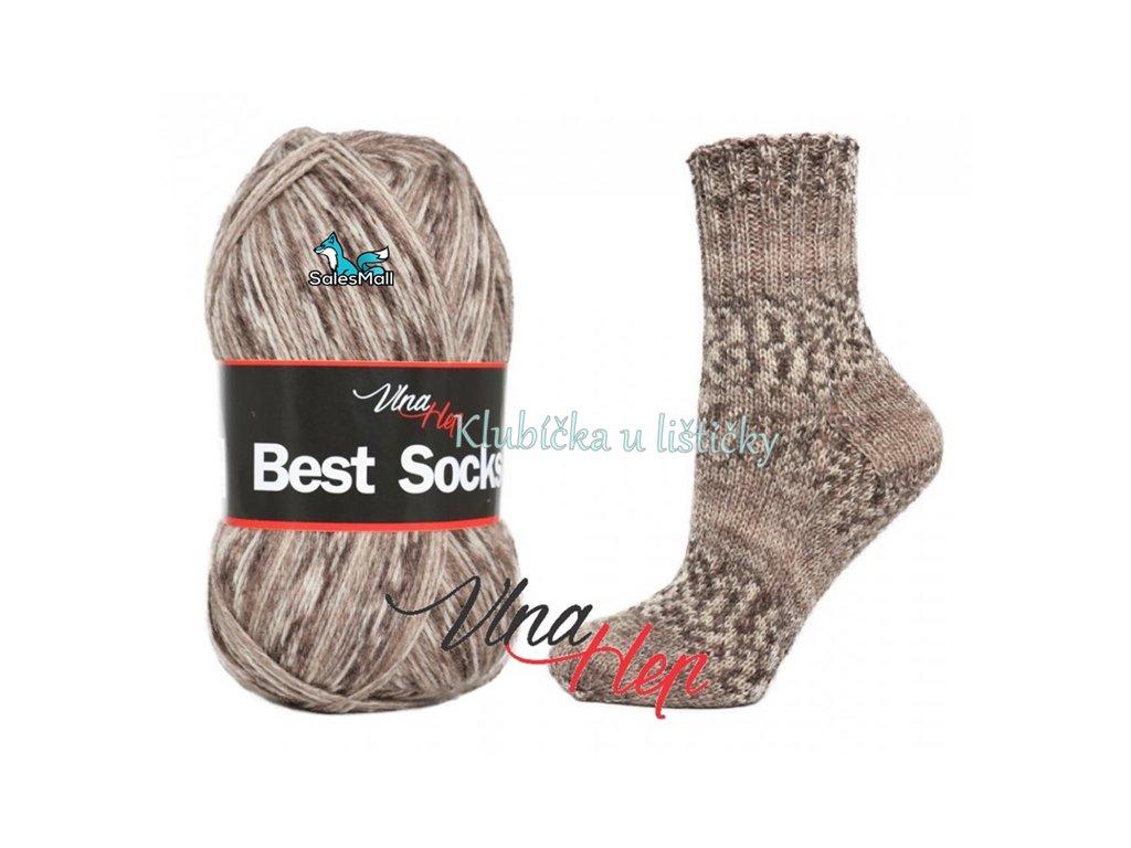 Vlna Hep Best Socks 7109