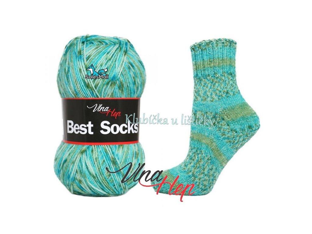 Vlna Hep Best Socks 7106