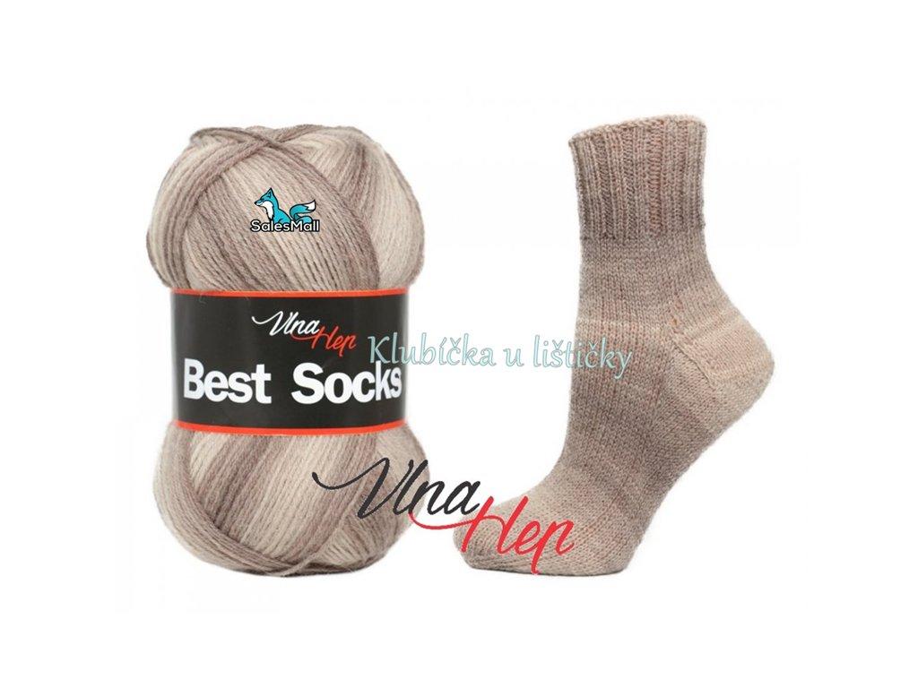 Vlna Hep Best Socks 7104