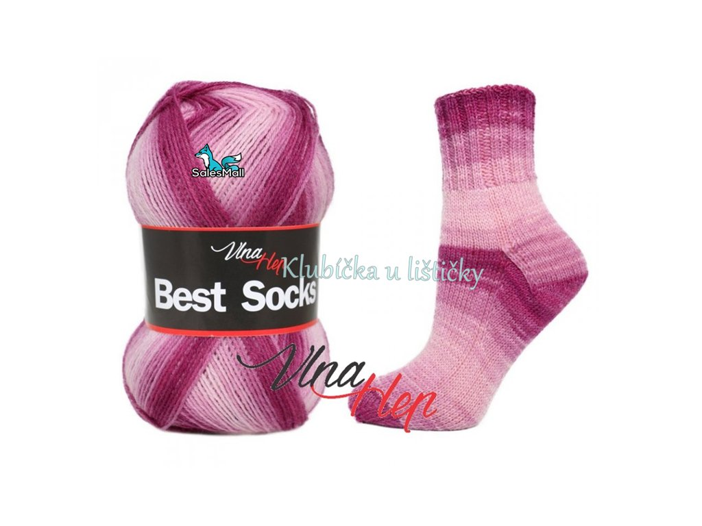 Vlna Hep Best Socks 7101