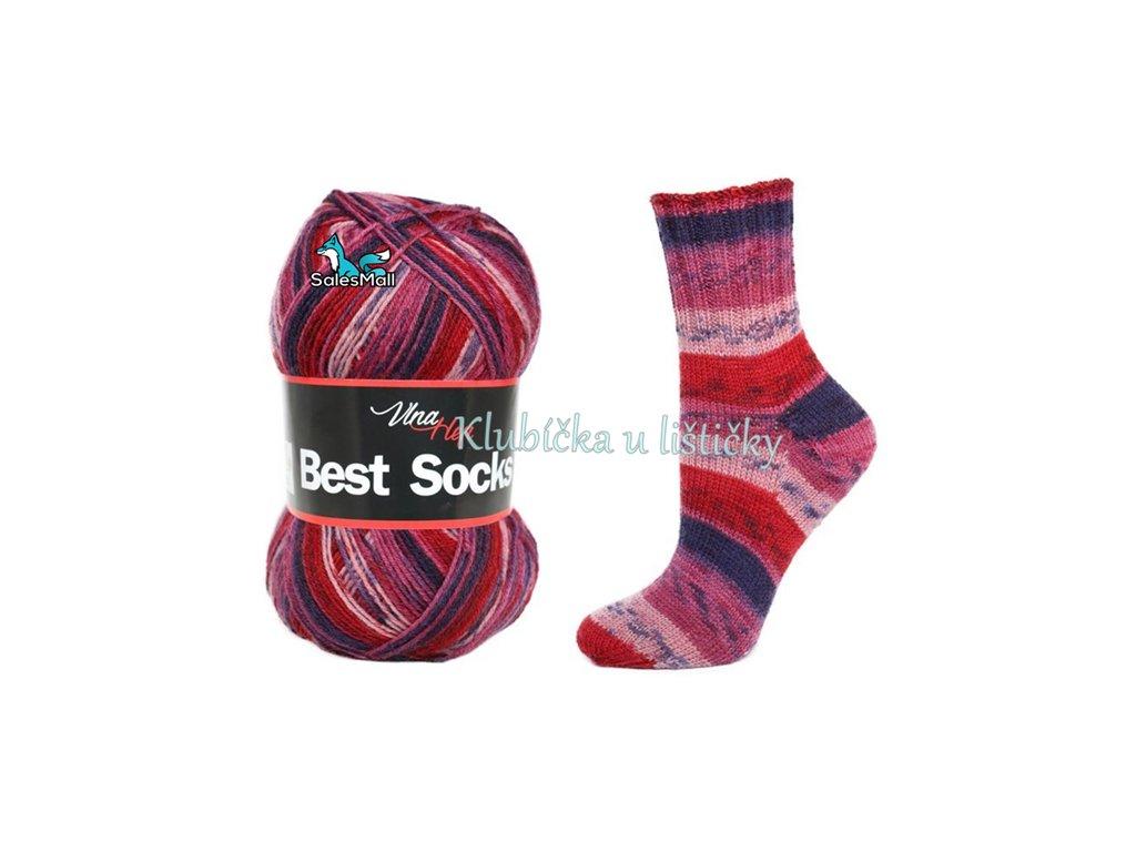 Vlna Hep Best Socks 7015