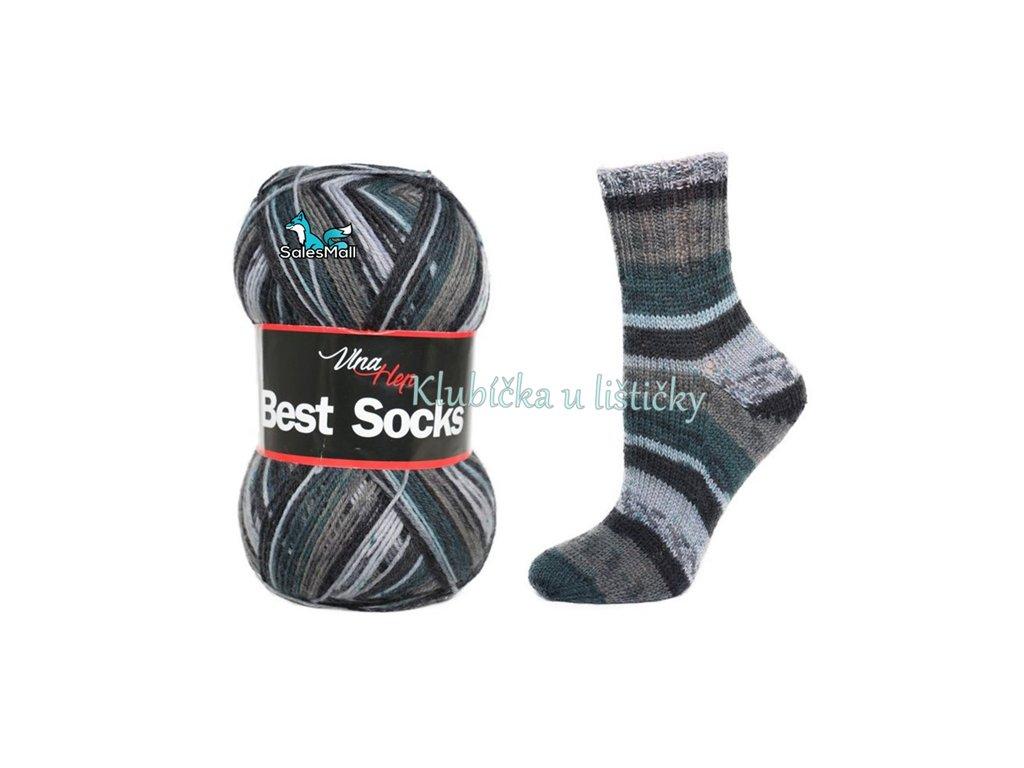 Vlna Hep Best Socks 7014