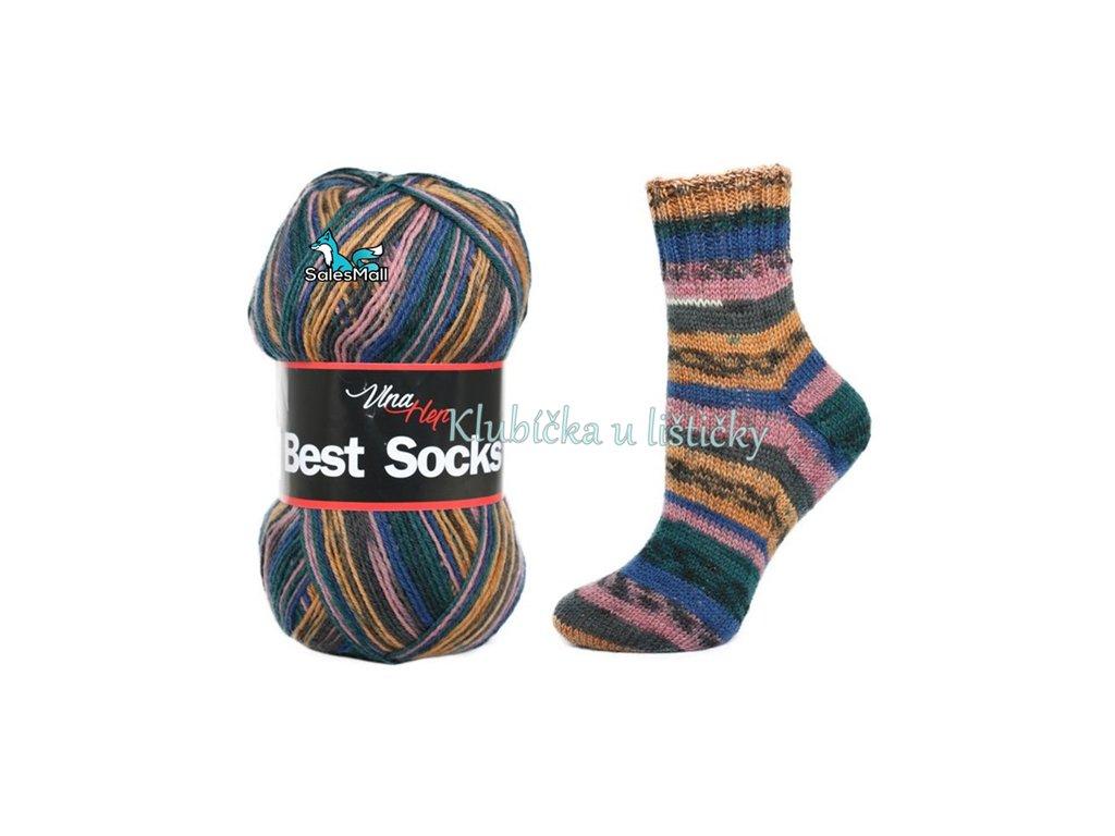 Vlna Hep Best Socks 7012