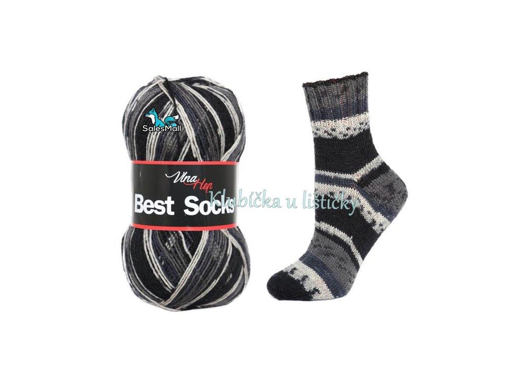 Vlna Hep Best Socks 7011