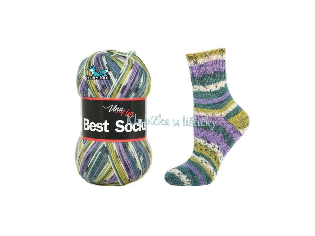 Vlna Hep Best Socks 7010