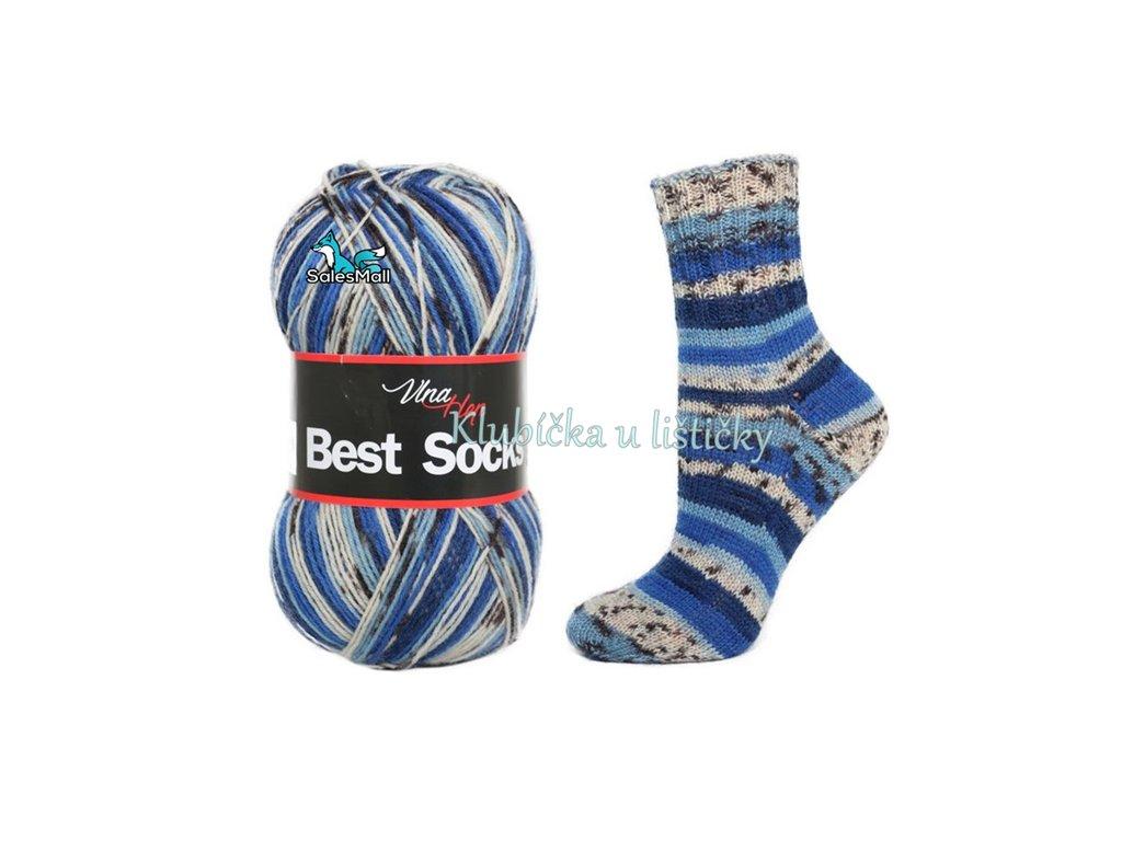 Vlna Hep Best Socks 7009