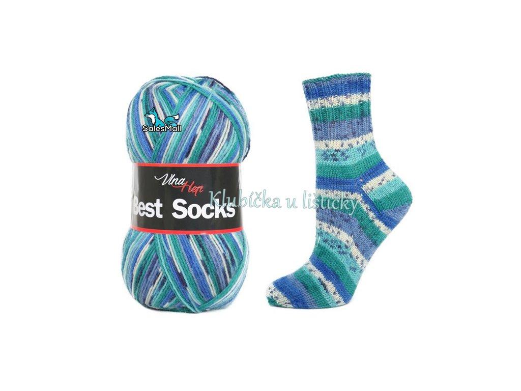 Vlna Hep Best Socks 7008