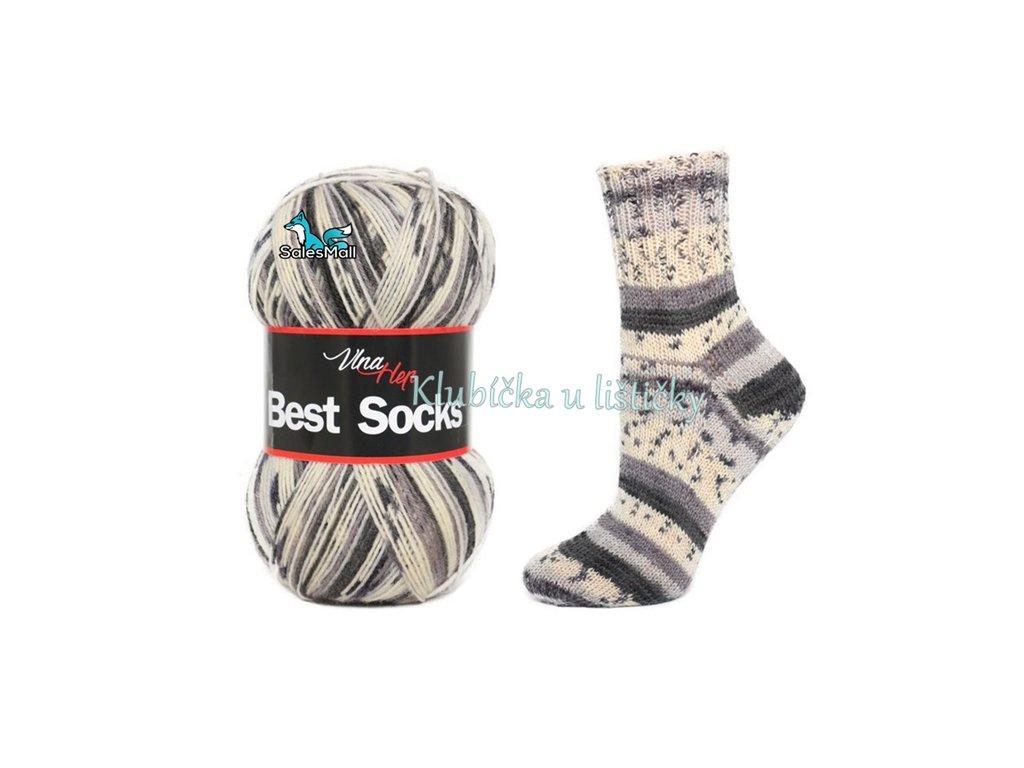 Vlna Hep Best Socks 7007