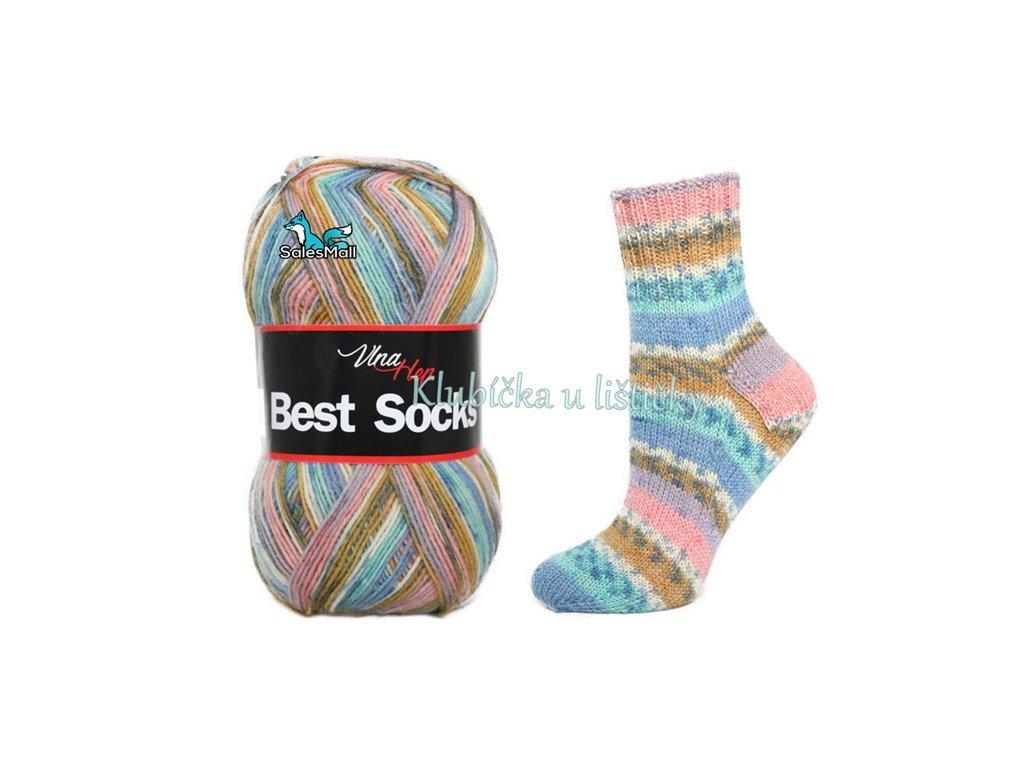 Vlna Hep Best Socks 7005