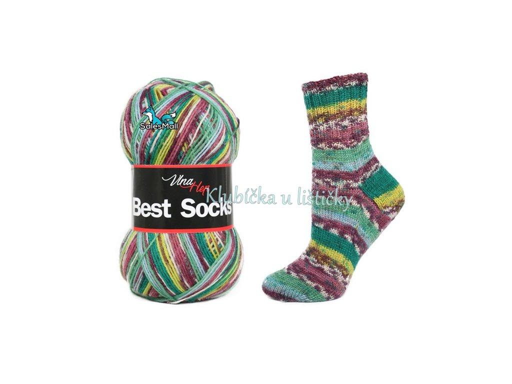 Vlna Hep Best Socks 7004