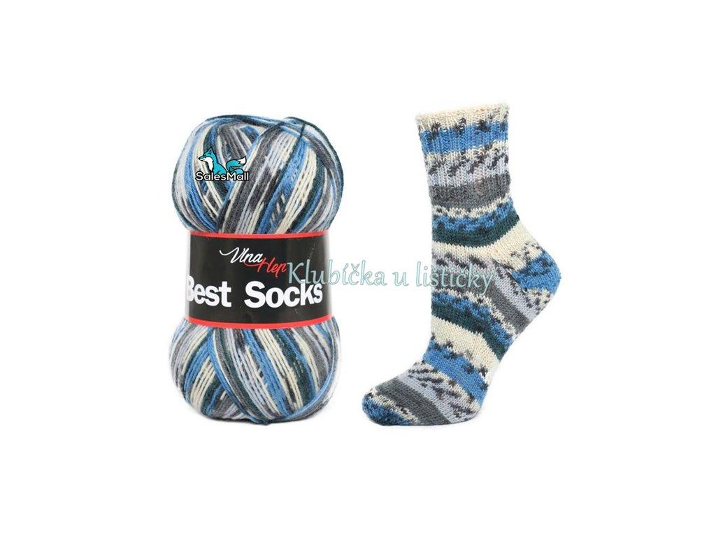 Vlna Hep Best Socks 7003