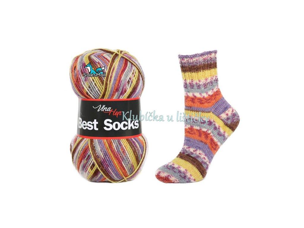 Vlna Hep Best Socks 7002