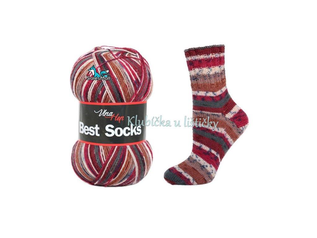 Vlna Hep Best Socks 7001