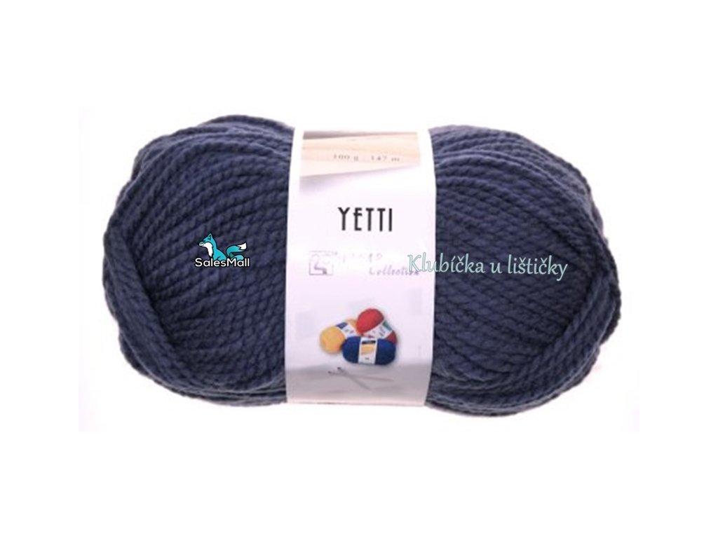 Vlnap Yetti 56510 - šedomodrá