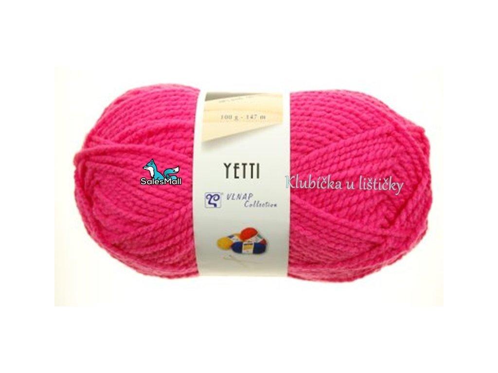 Vlnap Yetti 52723- pink