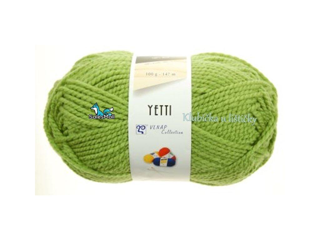 Vlnap Yetti 52420- jarní zeleň