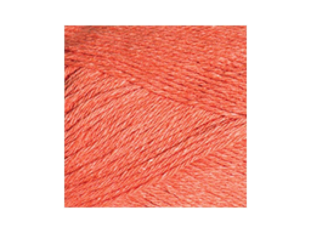 Eco Cotton 779 - oranžová