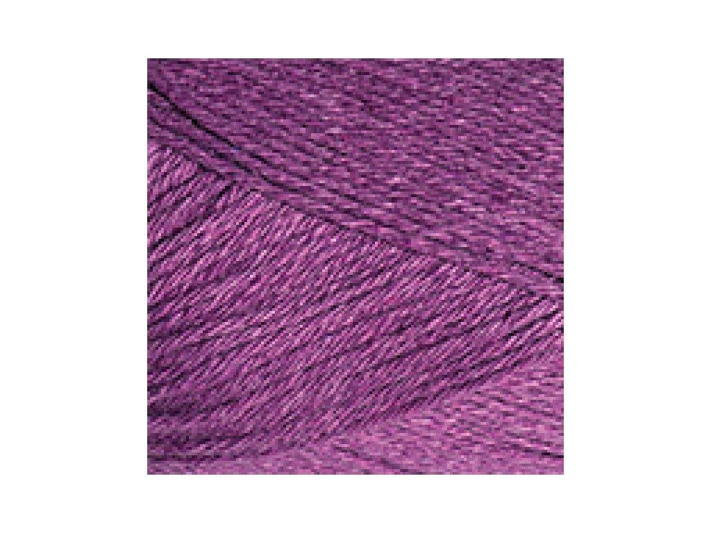 Eco Cotton 772 - tmavě fialová