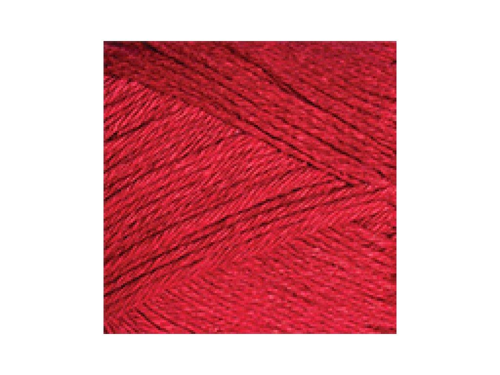 Eco Cotton 769- červená