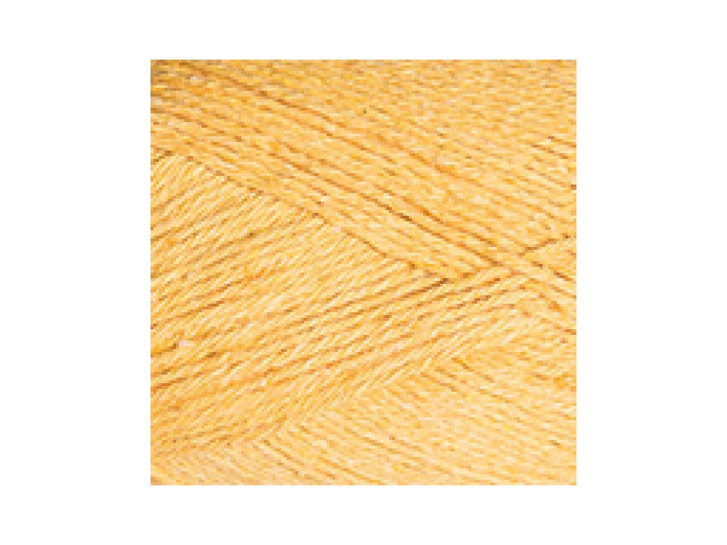 Eco Cotton 764- žlutá