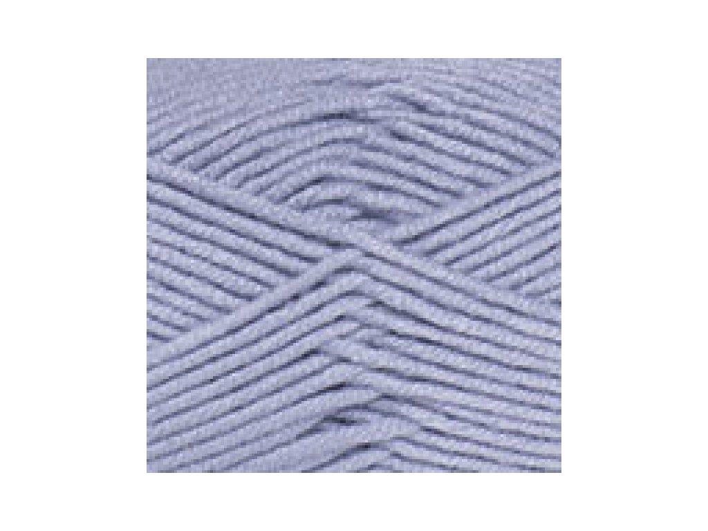 YarnArt Norway 3072- šedo modrá