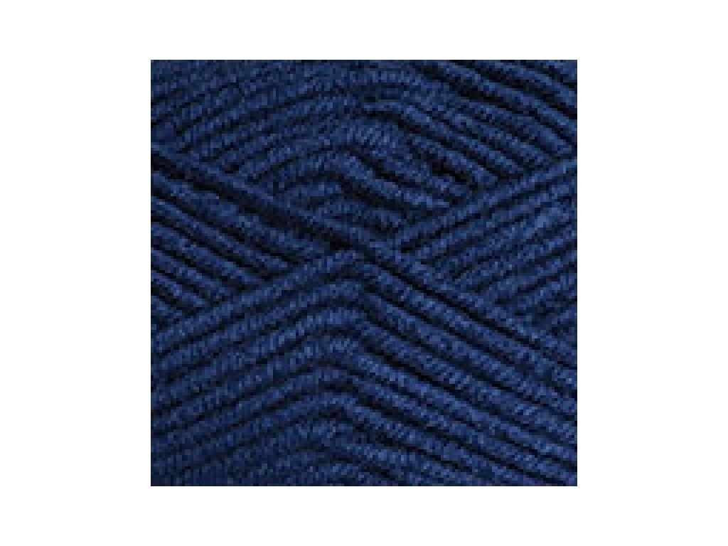YarnArt Norway 209- modrá