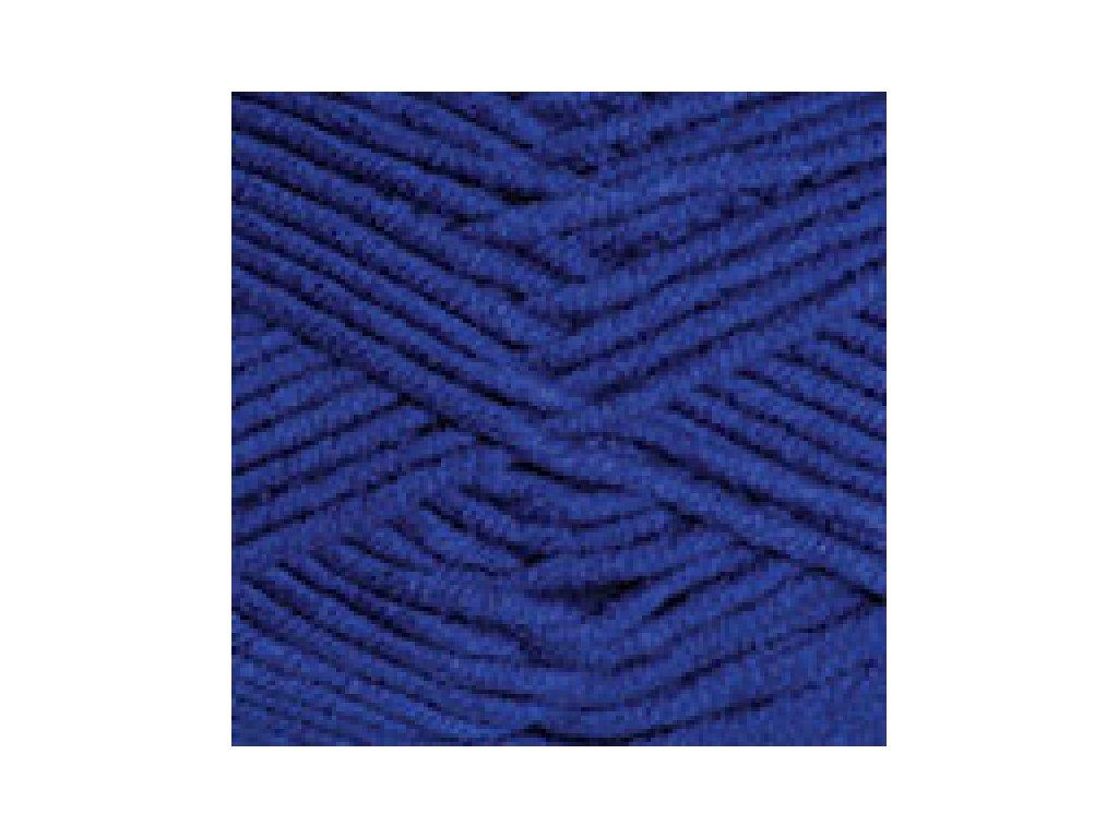 YarnArt Norway 64- tmavě modrá