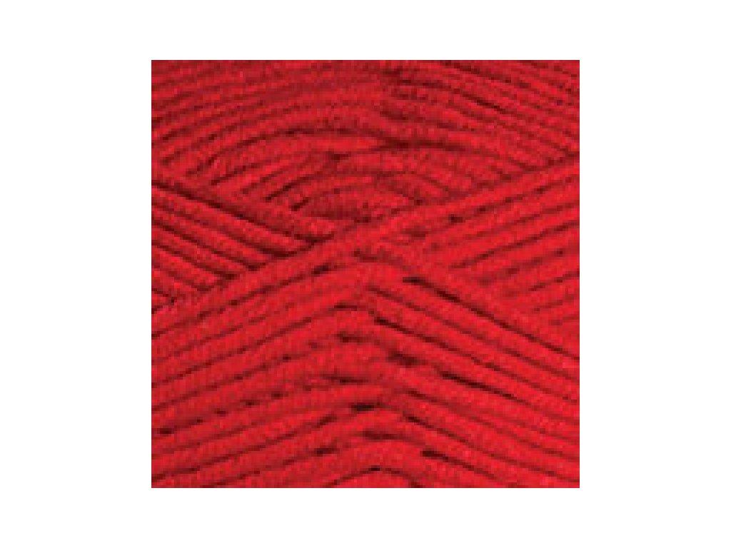 YarnArt Norway 41- červená