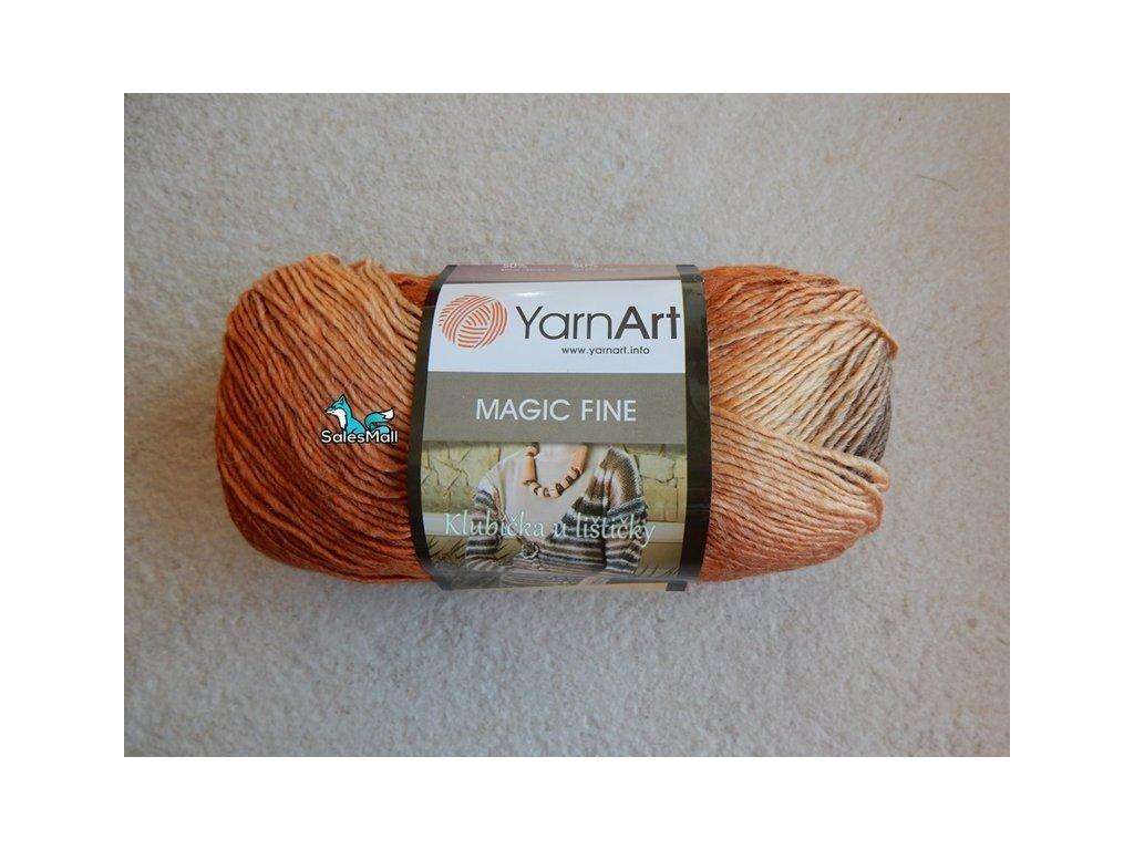 YarnArt Magic Fine 552