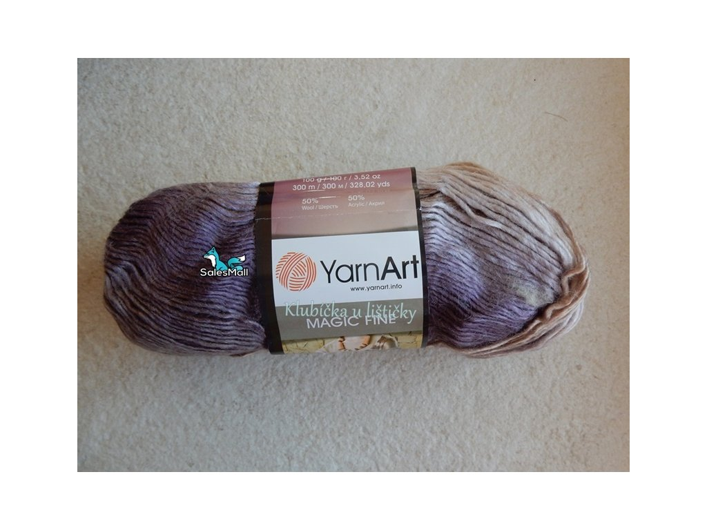 YarnArt Magic Fine 551