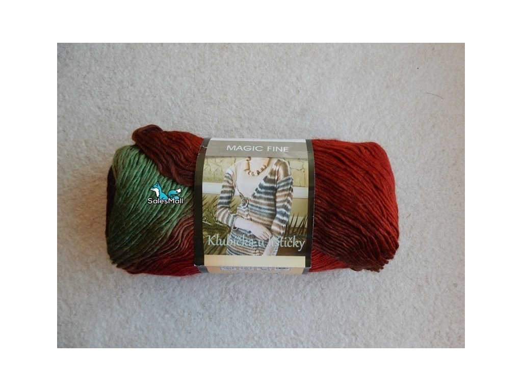 YarnArt Magic Fine 541