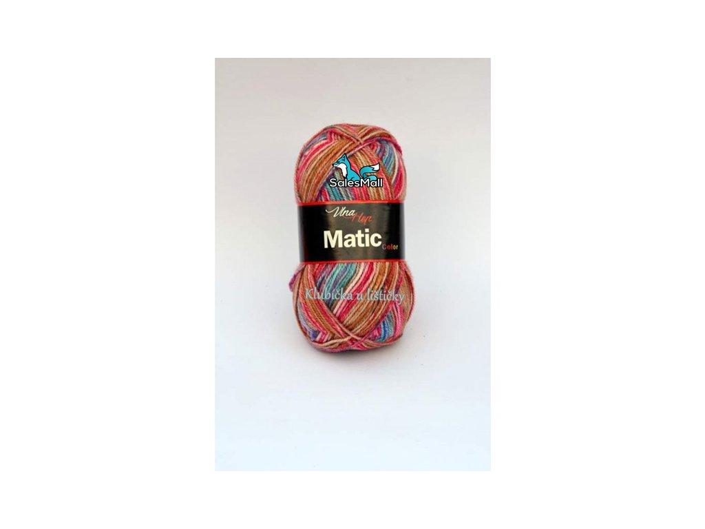 Příze Matic Color 5408
