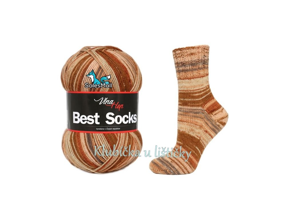 Vlna Hep Best Socks 10418