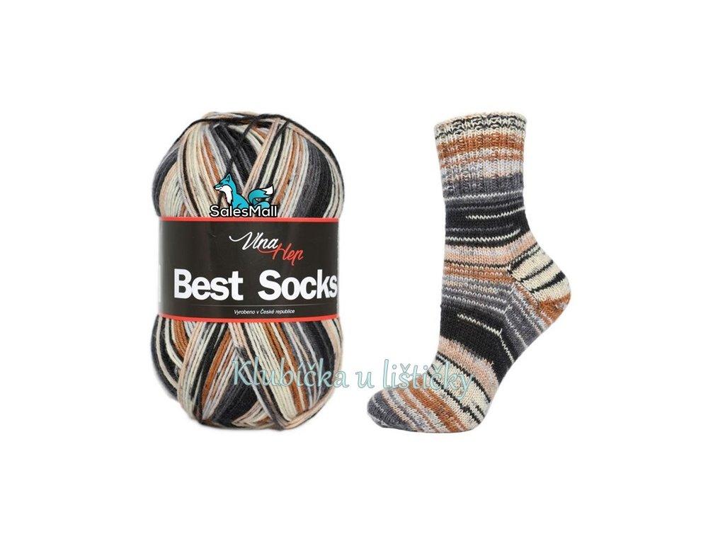 Vlna Hep Best Socks 10416