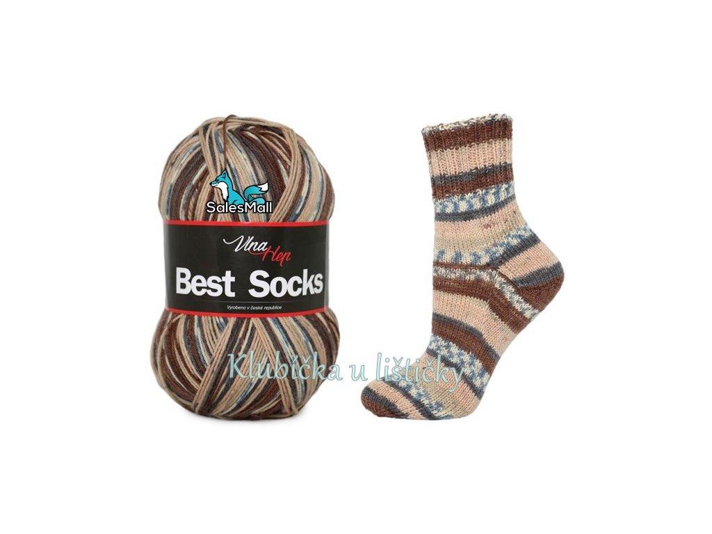 Vlna Hep Best Socks 10256