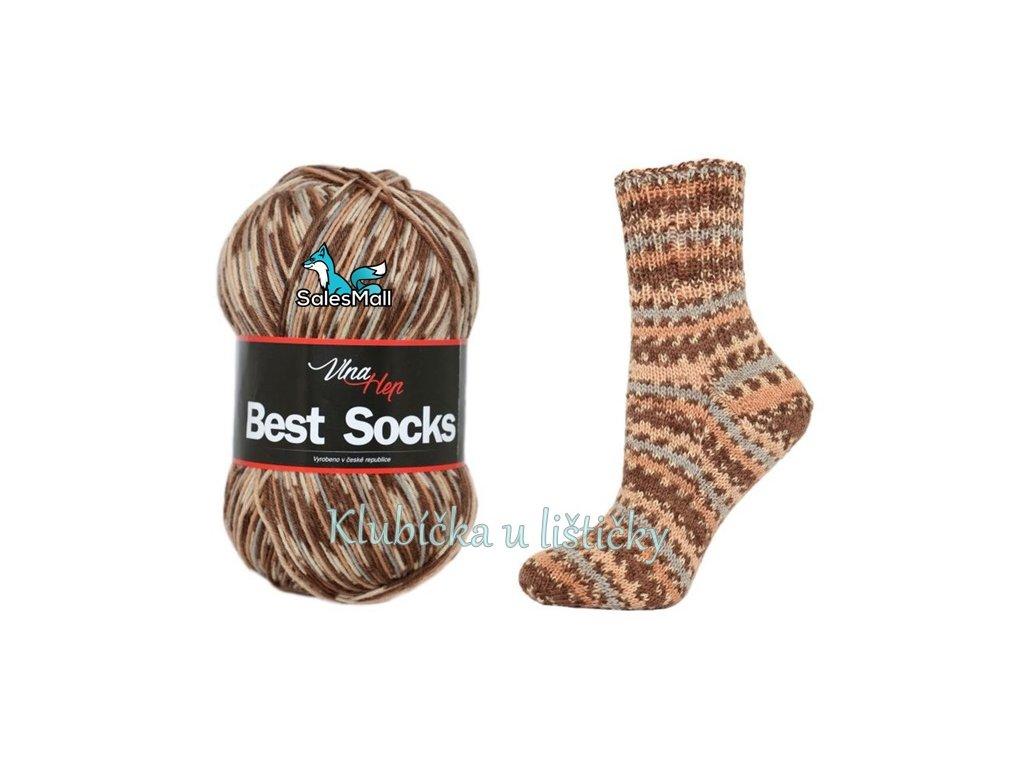 Vlna Hep Best Socks 10224