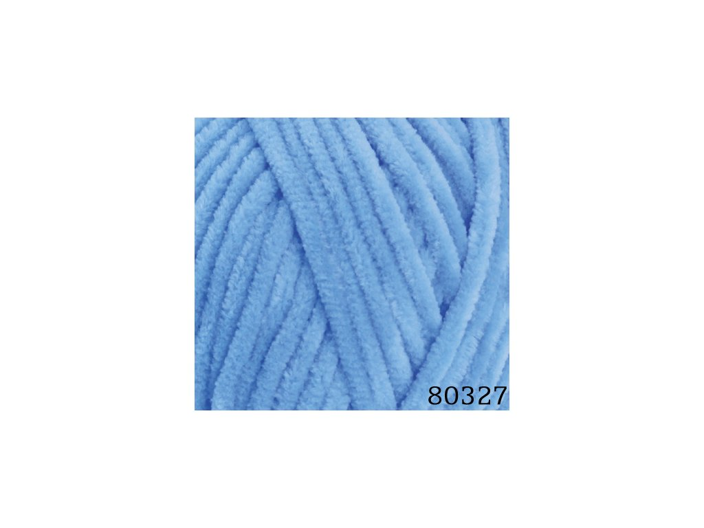 Himalaya Dolphin Baby 80327-blankytně modrá