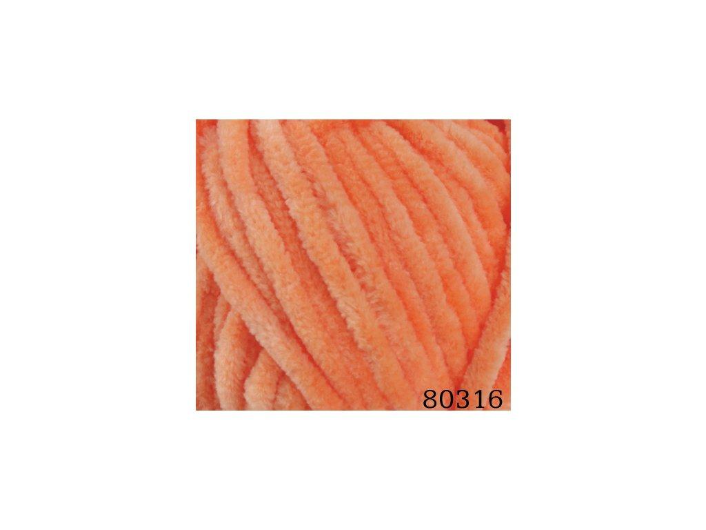 Himalaya Dolphin Baby 80316-světle oranžová