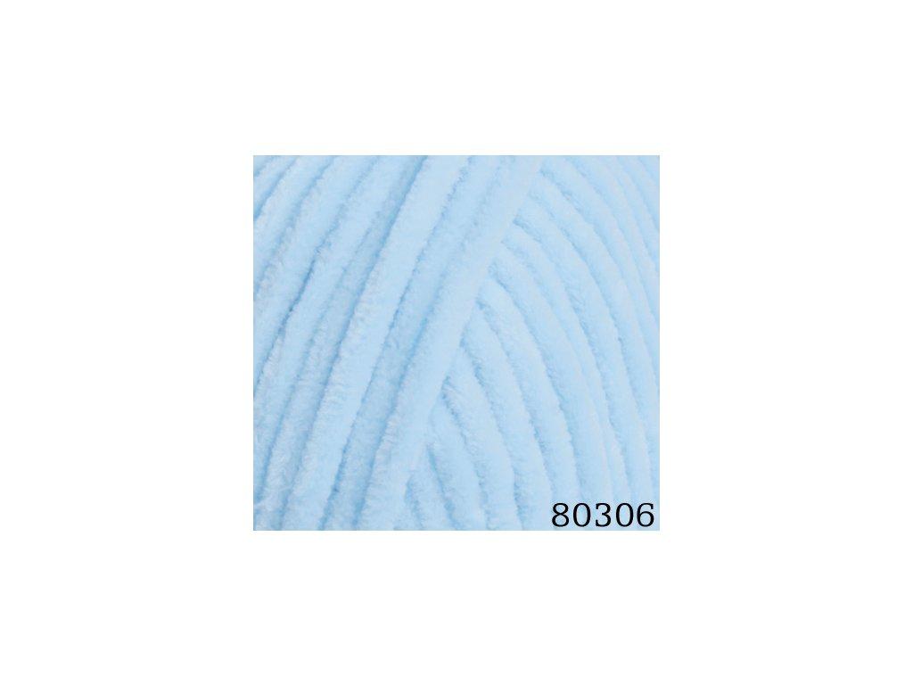 Himalaya Dolphin Baby 80306-světle modrá