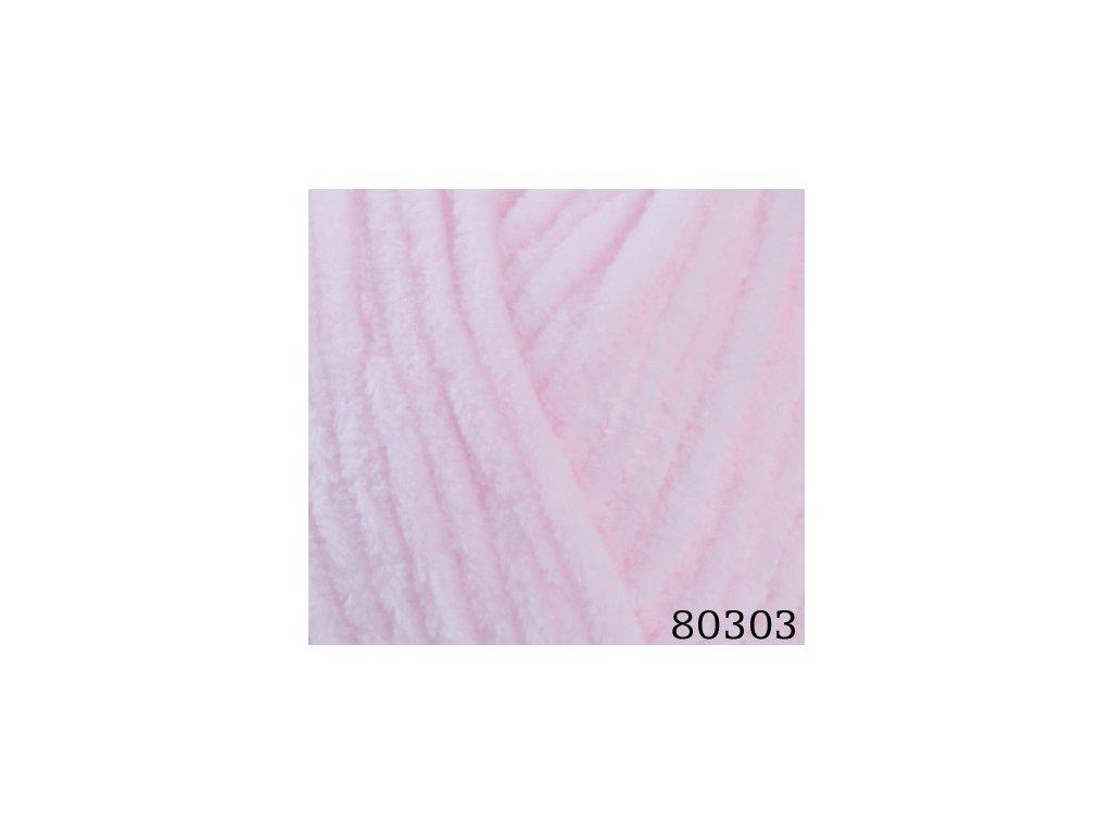 Himalaya Dolphin Baby 80303-světle růžová