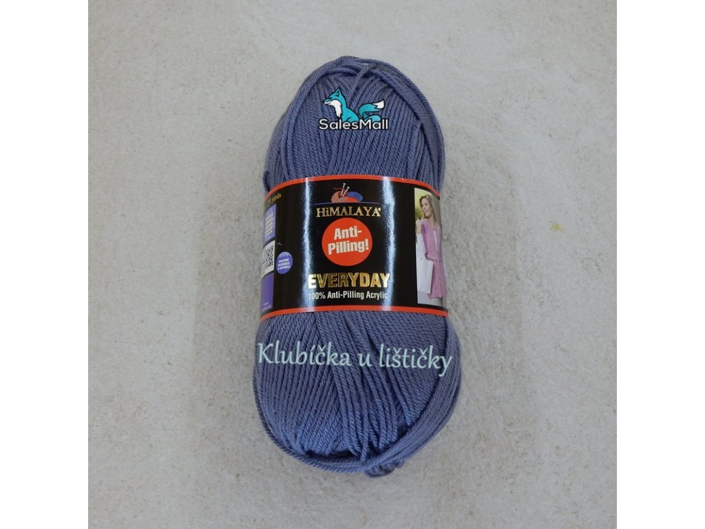 Himalaya Everyday 70065-modro-šedá