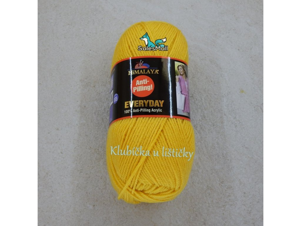 Himalaya Everyday 70042-tmavě žlutá