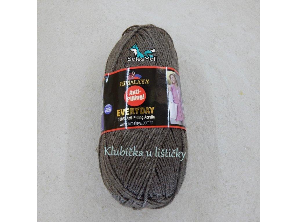 Himalaya Everyday 70029-tmavě šedo-hnědá