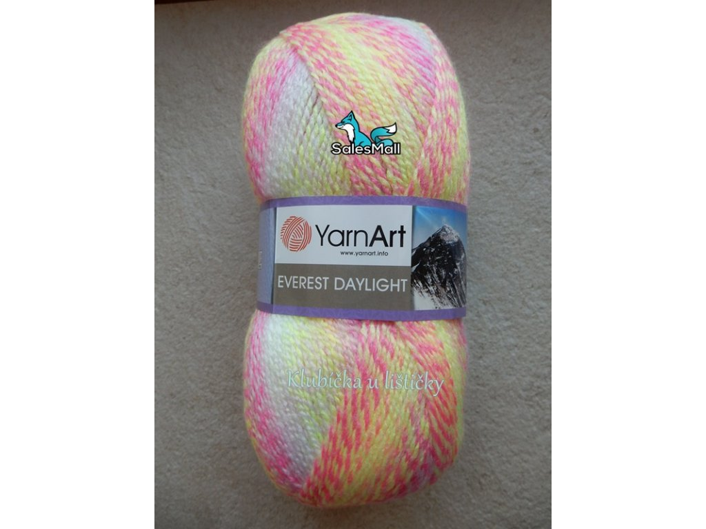 YarnArt Everest Daylight 6036