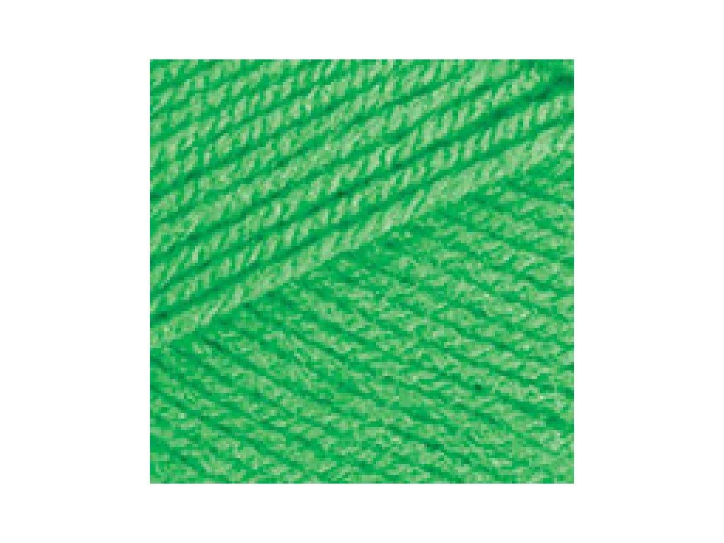 YarnArt Baby 8233 - neonově zelená
